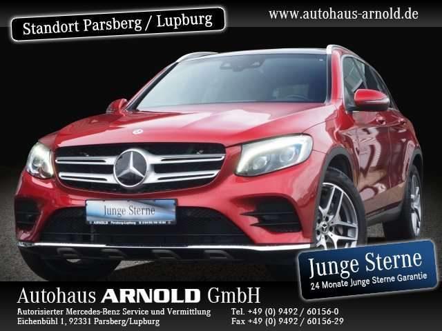 GLC 350, d 4M AMG Line Exclusive COMAND Fahra.-P. Autom.