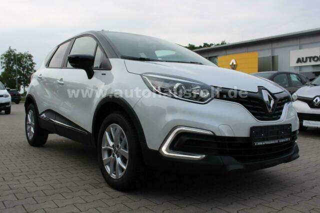 Captur, ENERGY TCe 90 Start&Stop Limited Deluxe