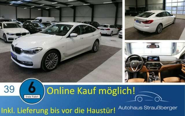 BMW, 630, Gran Turismo 630d GT Luxury *ONLINE VERKAUF INKL L