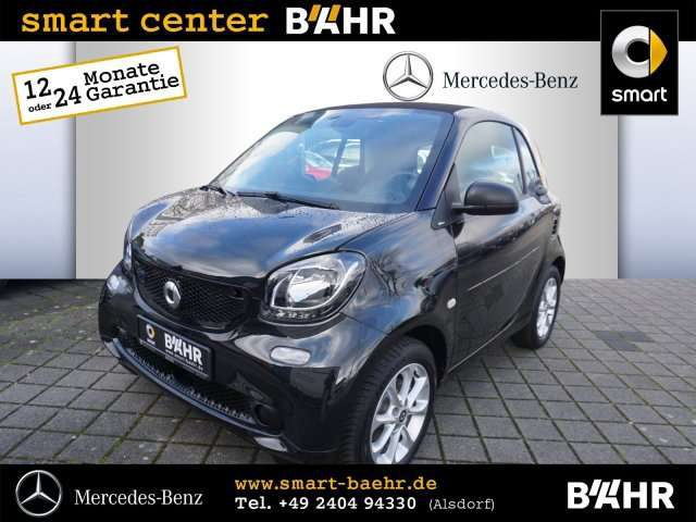 smart, forTwo, electric drive passion/Cool&Audio/LMR-15