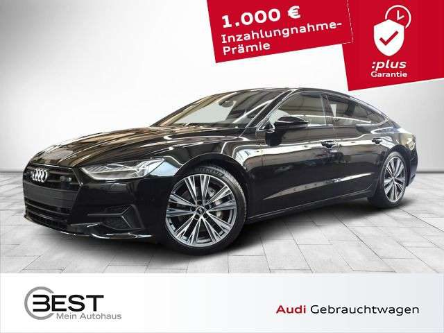 Audi, A7, Sportback 50 TDI quattro MATRIX, PANO, B&O, AHK, A