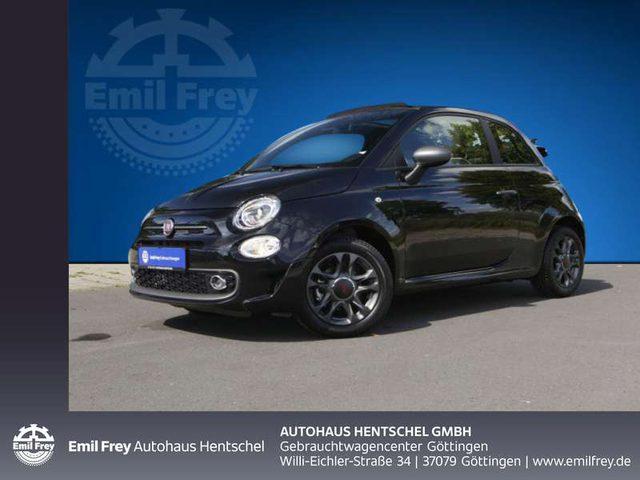 Fiat, 500, C 1.2 8V Start&Stopp Sport *Komfort- City- Pak