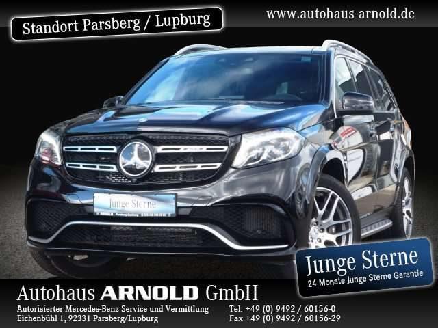 GLS 63 AMG, Mercedes-AMG GLS 63 4M Fahrass.-P. AHK Panorama AM