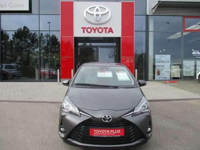 Toyota, Yaris, 1,5-Dual-VVT-iE Team D /Klima/Kamera/TSS