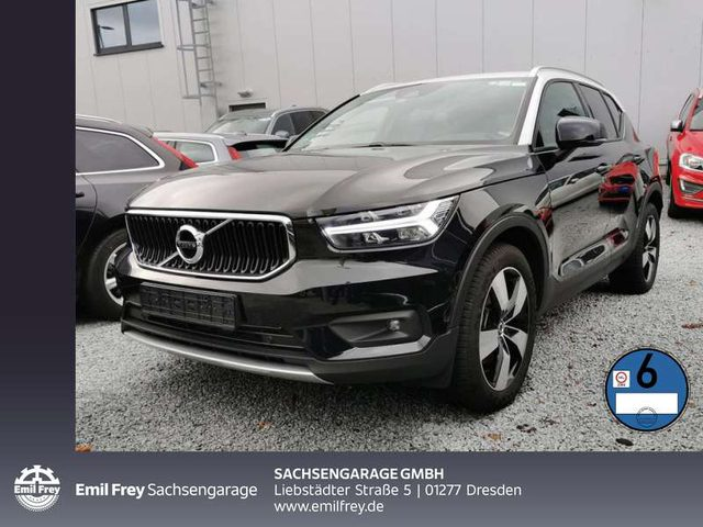 XC40, D4 AWD Geartronic Momentum Standhzg.
