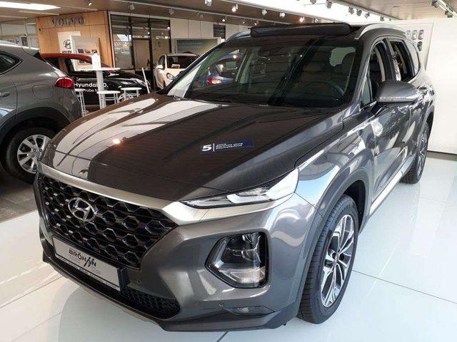 Hyundai, Santa Fe, 2.2 CRDi 4WD Automatik Premium *PANO*