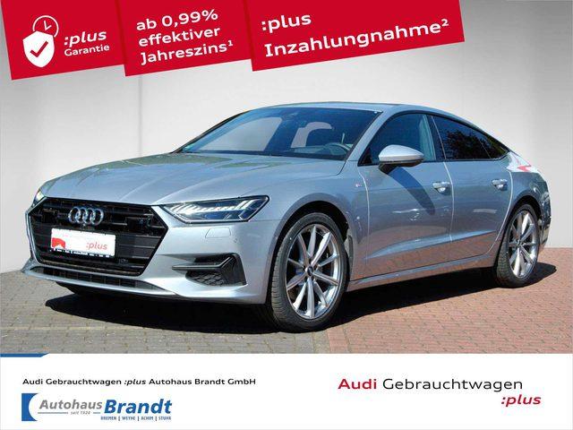 Audi, A7, Sportback 50 TDI MATRIX*HUD*STANDH.*KAMERA