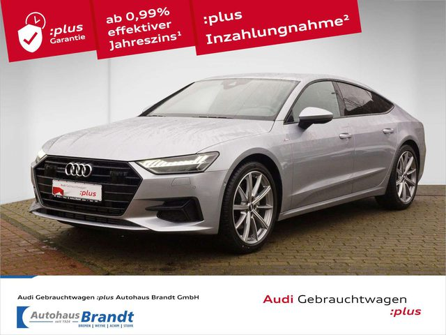 Audi, A7, Sportback 50 TDI s-line*MATRIX*LEDER*STANDH*HUD
