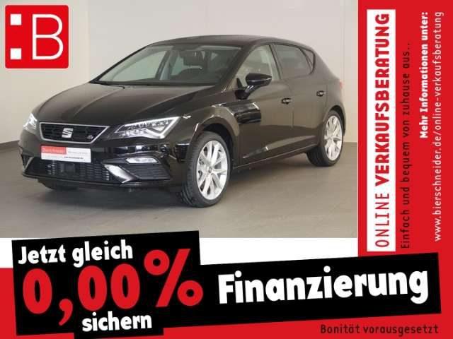 Leon, 1.5 TSI DSG FR Finanz. 260 EUR NAVI LED PANO VIRT.