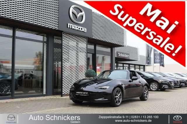 Mazda, MX-5, SKYACTIV-G RF SPORTS-LINE NAV APPLE CARPLAY