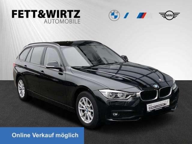 BMW, 320, d Touring Adv. Aut. Navi HiFi LED SHZ PDC
