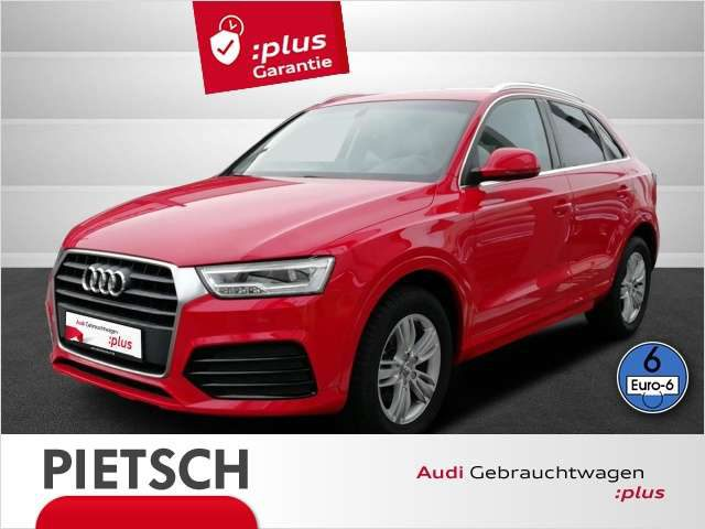 Audi, Q3, 2.0 TDI Sport - Navi LED Dig. Radio Einparkh.