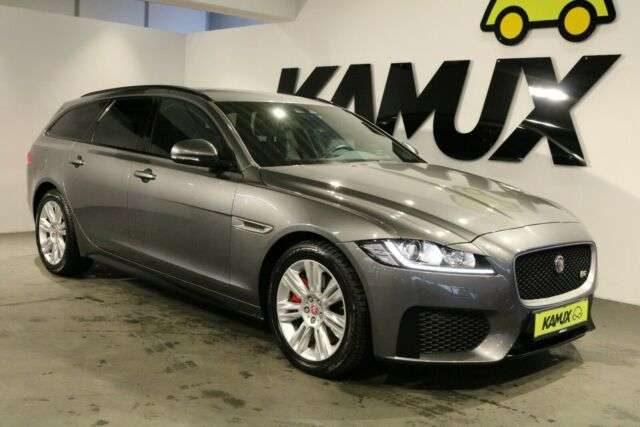 Jaguar, XF, 3.0 D Sportbrake S 8G-Aut. +Bi-Xenon+Meridian