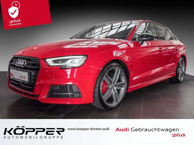 Audi, S3, Limousine 2.0 TFSI qu. s-tr.0,99% FIN MATRIX VIRT