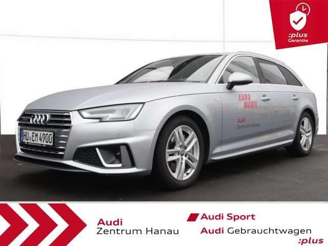 Audi, A4, Avant S-line 40 TDI quattro S-tronic LED*ACC*PANO*