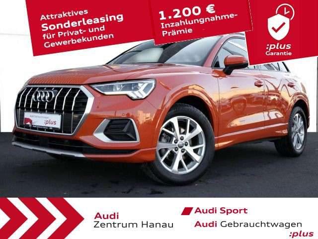 Audi, Q3, Sport advanced 35 TDI S-tronic LED*NAVI-PLUS*AHK*