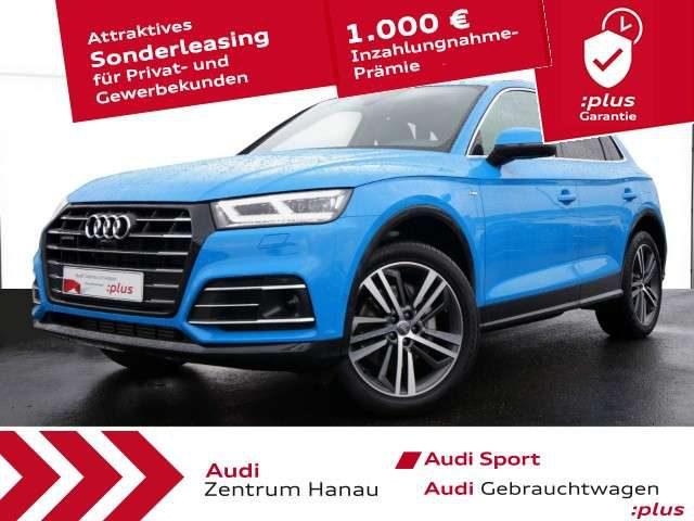 Audi, Q5, TFSIe 55e MATRIX*ACC*S-SITZE*PANO*