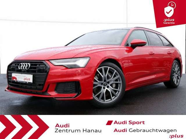 Audi, A6, Avant Sport 55 TFSI S-line HD-MATRIX*S-SITZ*PANO*A