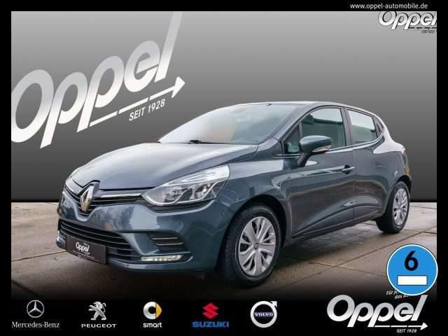 Renault, Clio, Cargo 1.2 16V 75 Extra Tempom+ZV+Klima+ BC/eFH.