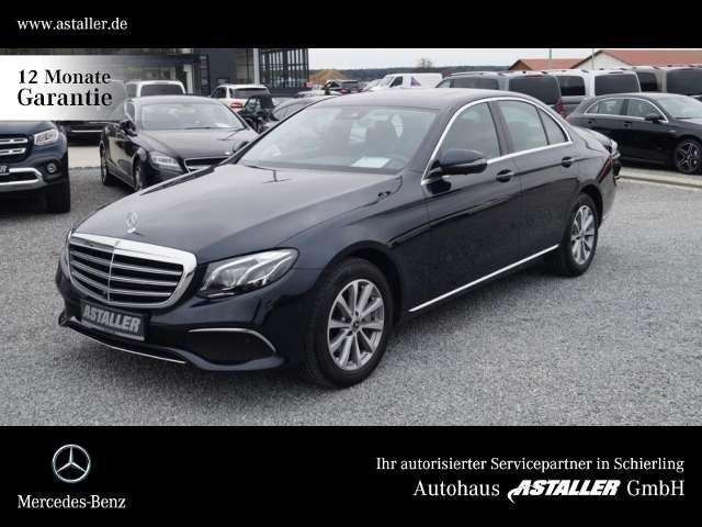 E 350, d Exclusive+Comand+Multib LED+360° Kam+SHD