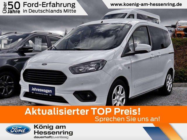 Tourneo Courier, Trend 1.0 EB ParkPilot+Sitzhzg.