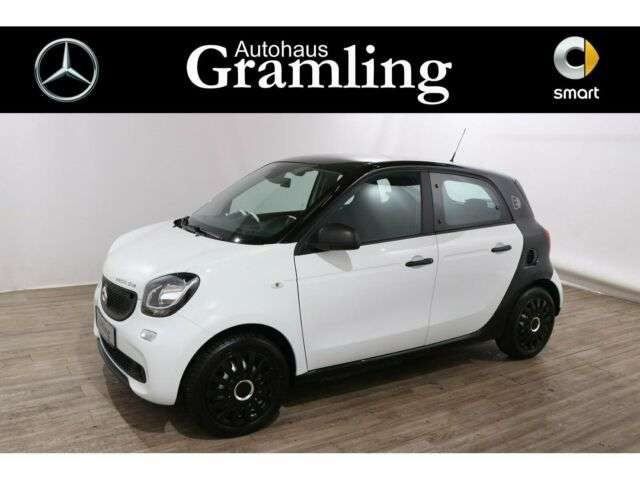 forFour, electric drive*EQ*Cool&Audio*Klimaautom*
