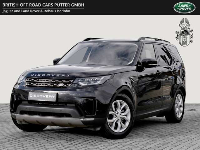 Discovery, 5 SD4 SE 2.0 AHK, ON/Off Road Paket