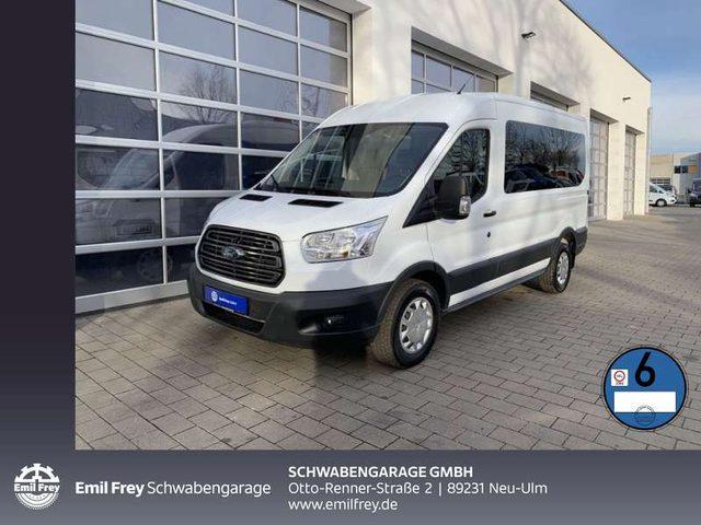 Ford, Transit, 350 L2H2 9-Sitzer, Trend, Klima vo+hi