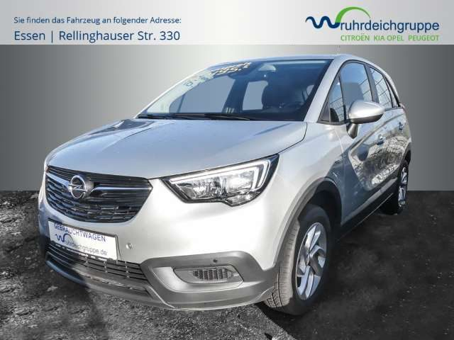 Crossland X, Edition 1.2 Turbo+Navi+Allwetter+SHZ