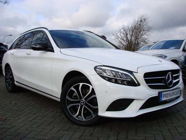 Mercedes-Benz, C 220, Avantgarde Nightpaket 4M 9G LED Navi Leder Kamera