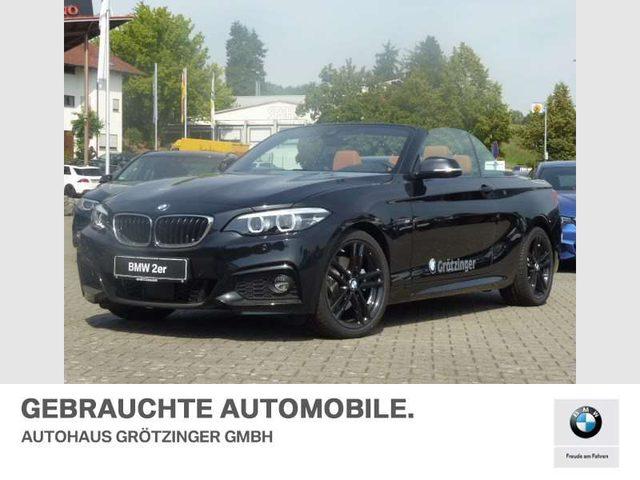 BMW, 220, d Cabrio M SPORTPAKET+ HiFi+ NAVI+SITZHEIZUNG