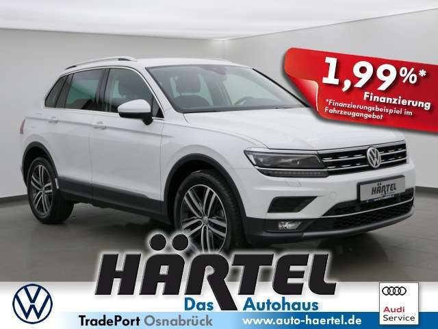 Tiguan, HIGHLINE 4MOTION TDI DSG (+ACC-RADAR+ALLRAD