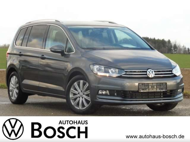 Touran, 2.0 TDI Highline ACC PDC 7-Sitze Bluetooth