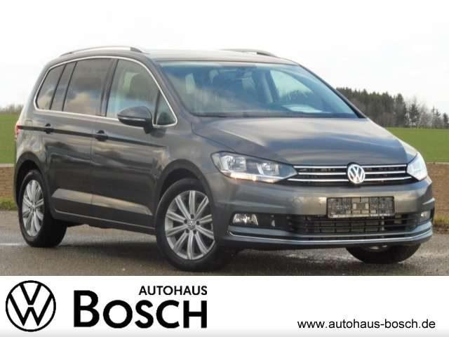 Volkswagen, Touran, 2.0 TDI Highline ACC PDC 7-Sitze Bluetooth
