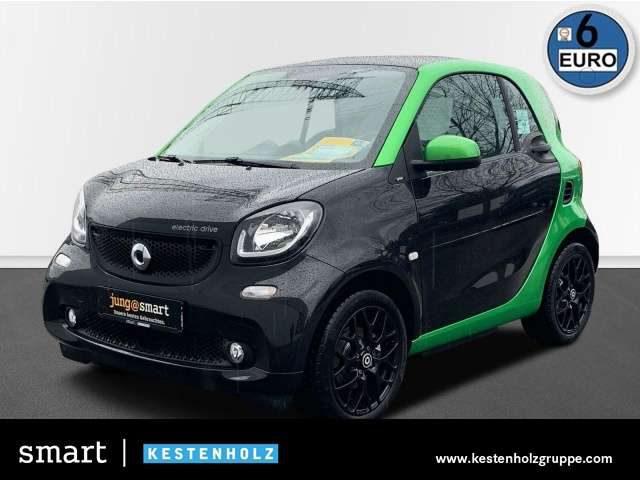 smart, forTwo, electric drive Coupé PRIME LEDER+NAVI+16