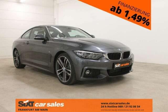 BMW, 420, dA M Sport LED Sch|Navi|Parkpilot|