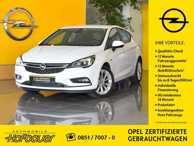 Opel, Astra, 1.4 Turbo Start/Stop Active