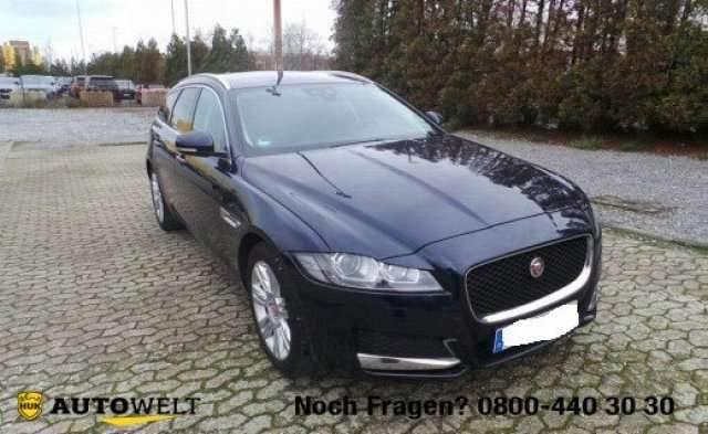 XF, Sportbrake Prestige 20d Aut. Xenon+Navi+PDC+ BC