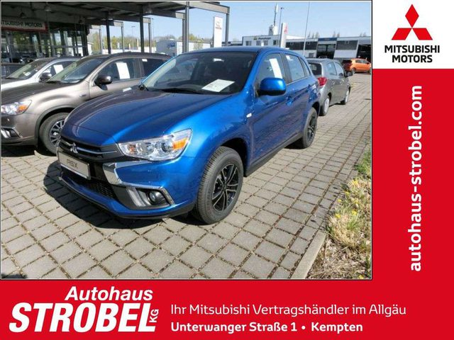 ASX, 1.6 ClearTec 2WD Active (GA0)