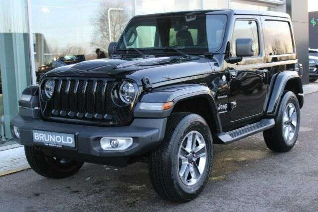 Jeep, Wrangler, JL MY18 Sahara 2.2l CRDi 147kW (200PS)