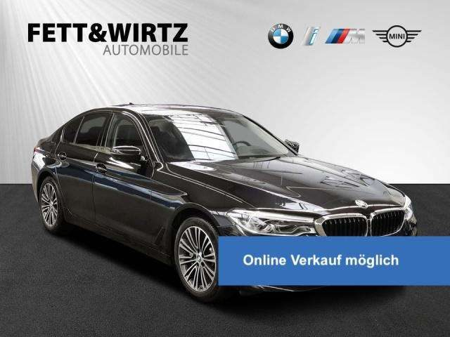 530, d xDrive SportLine Komforts. Massage DA+ TV