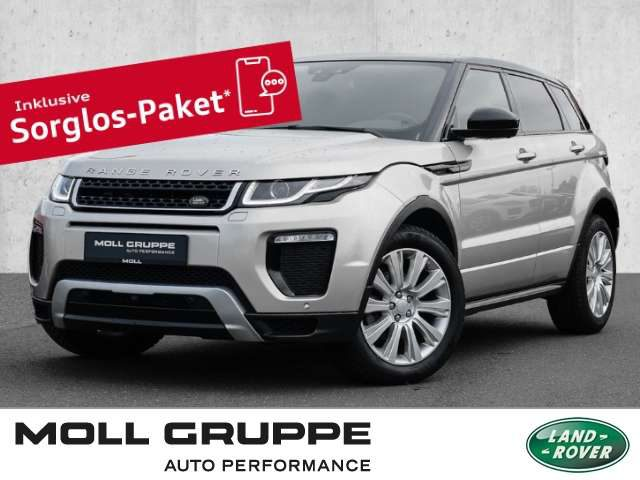 Range Rover Evoque, SE Dynamic 2.0 TD4 Keyless el. Sitze