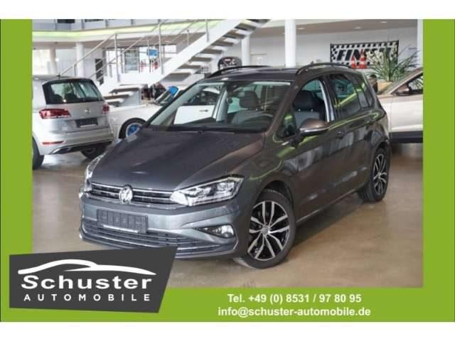 Volkswagen, Golf Sportsvan, Join 1.5TSI DSG LED Navi ACC SHZ
