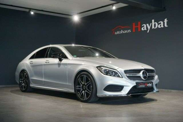 CLS 500, BE 4-Matic AMG Plus Distronic+S.Dach-19