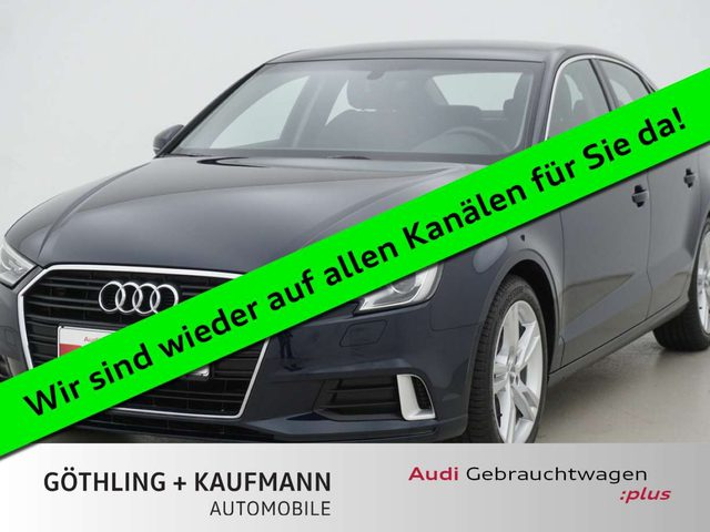 Audi, A3, Limousine 1.5 TFSI Sport S tro. 110kW*Xenon+*Co