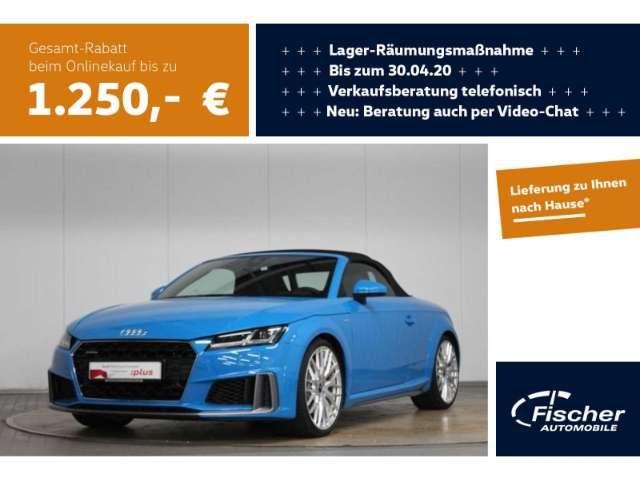 Audi, TT, Roadster 45 TFSI qu. S-line S-Tronic LED/20''