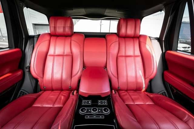 Range Rover, V8 Supercharged Autobiography 4SEATS