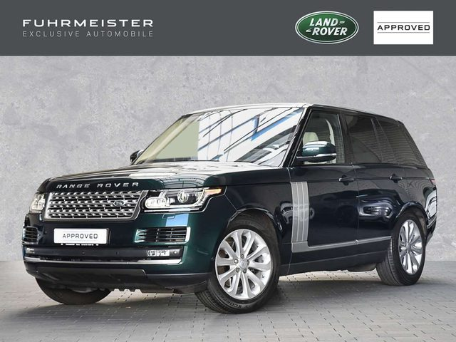 Range Rover, TDV6 Vogue | Head-up | 360°-Parksystem | Pano