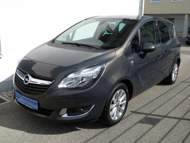 Meriva, B 1.4 Turbo Active (Euro 6)