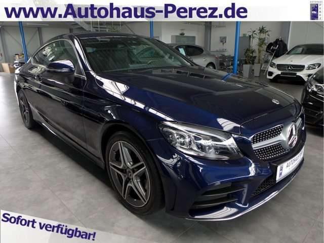 Mercedes-Benz, C 300, Coupe 9-G AMG NAVI-BEAM-SPUR-SHZ-KAMERA